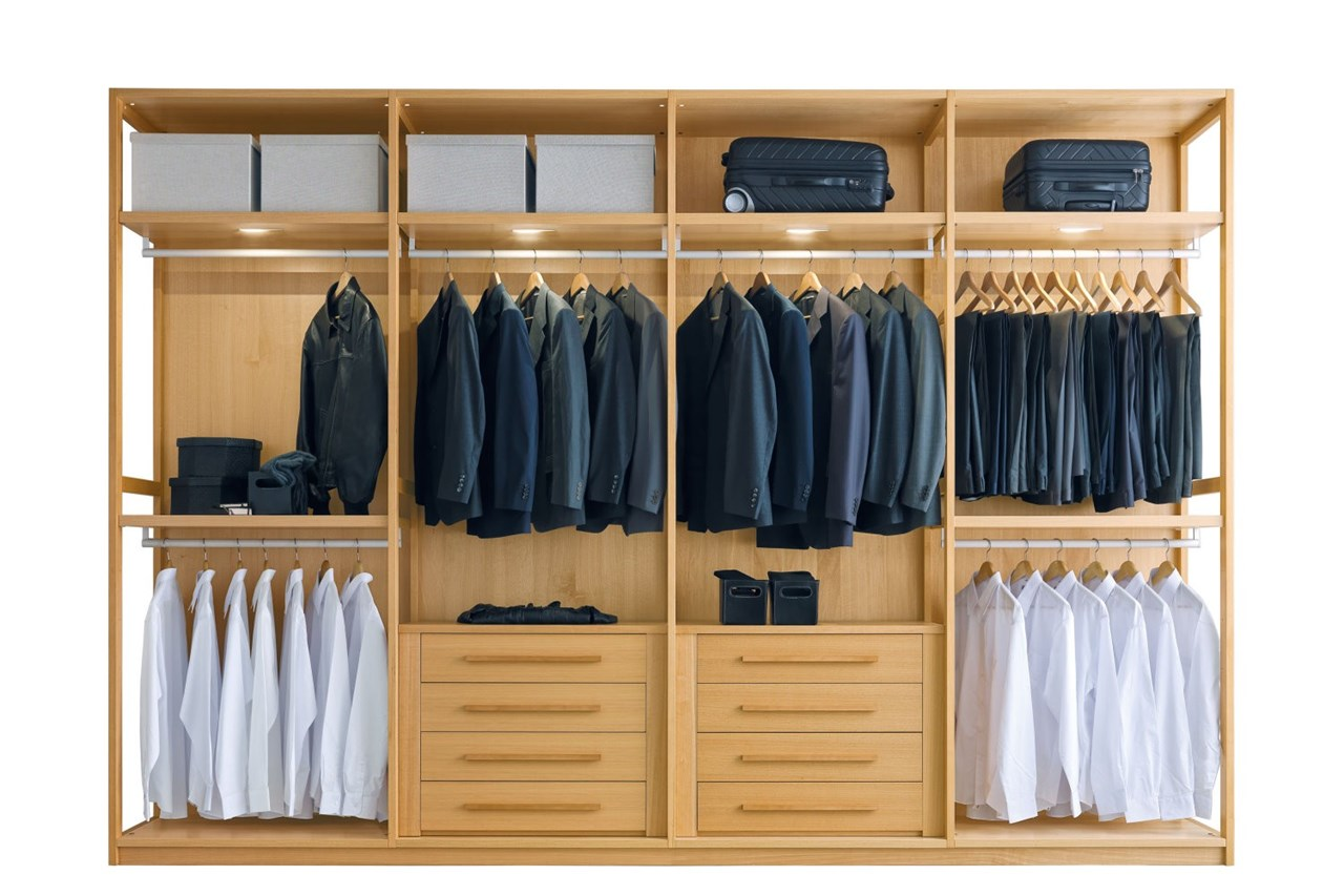 cabine armadio prezzi e offerte: 11 progetti per rinnovare la tua ... - Cabine Armadio Tomasella